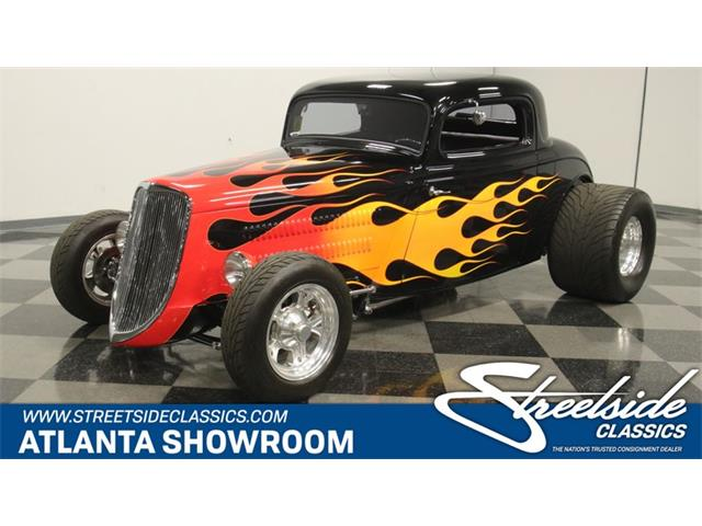 1934 Ford 3-Window Coupe (CC-1479873) for sale in Lithia Springs, Georgia