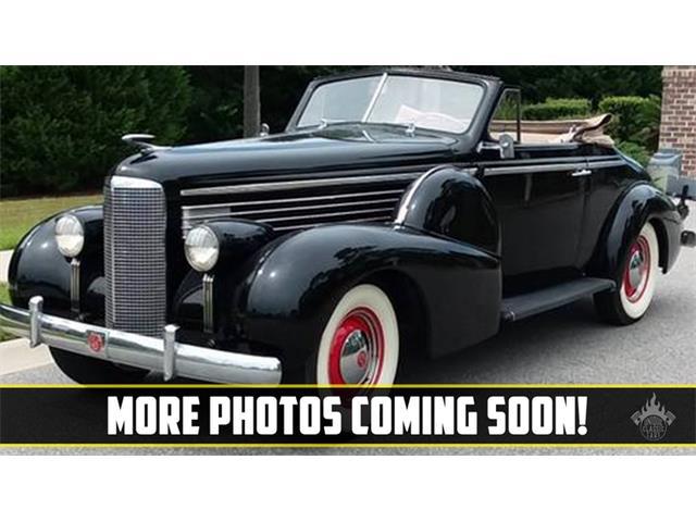 1938 Cadillac LaSalle (CC-1479885) for sale in Mankato, Minnesota