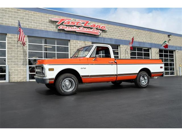 1970 Chevrolet C10 (CC-1479909) for sale in St. Charles, Missouri