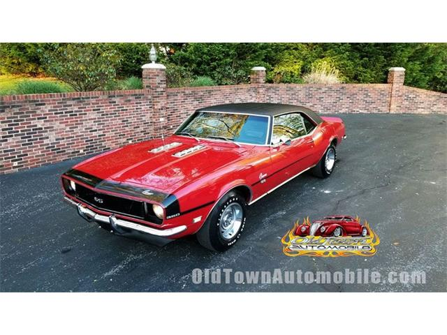 1968 Chevrolet Camaro (CC-1470993) for sale in Huntingtown, Maryland