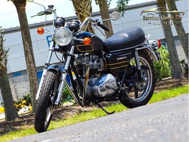 1979 Triumph Bonneville (CC-1479933) for sale in Palmetto, Florida