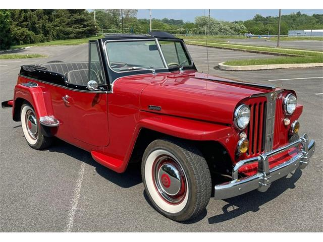 1948 Willys Jeepster (CC-1479944) for sale in West Chester, Pennsylvania