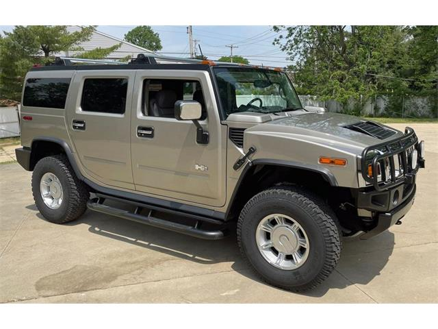 2003 Hummer H2 (CC-1479946) for sale in West Chester, Pennsylvania