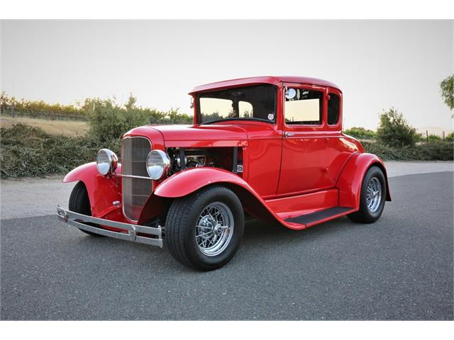 1931 Ford 5-Window Coupe (CC-1479948) for sale in PLEASANTON, California