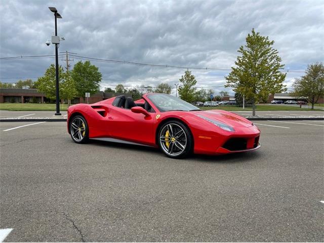 2017 Ferrari 488 (CC-1479960) for sale in Wallingford, Connecticut