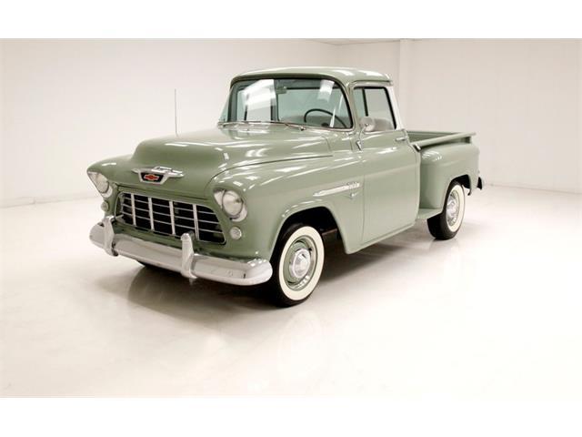 1955 Chevrolet 1/2-Ton Pickup (CC-1481022) for sale in Morgantown, Pennsylvania