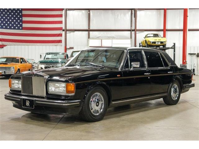 1989 Rolls-Royce Silver Spur (CC-1481026) for sale in Kentwood, Michigan