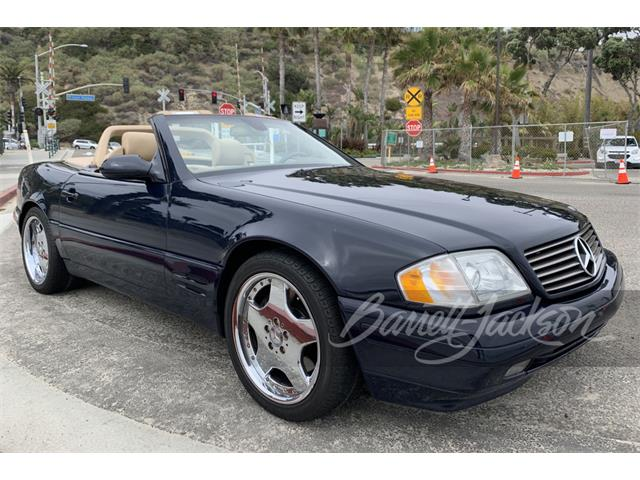 1999 Mercedes-Benz SL500 (CC-1481033) for sale in Las Vegas, Nevada