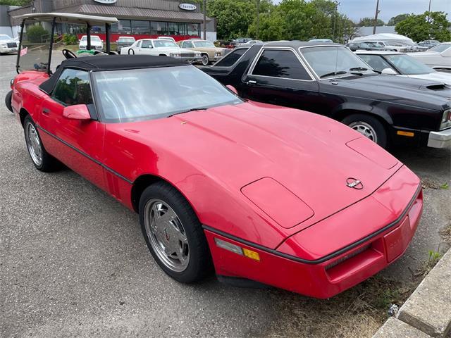 1988 Chevrolet Corvette (CC-1480106) for sale in Stratford, New Jersey