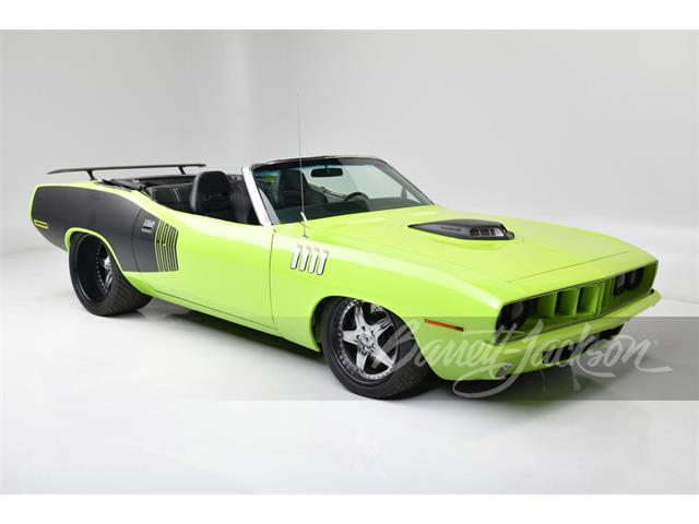 1971 Plymouth Barracuda (CC-1481108) for sale in Las Vegas, Nevada