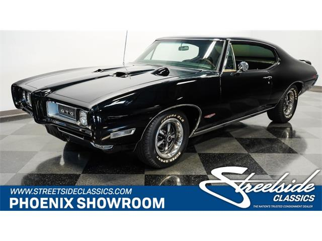 1968 Pontiac GTO (CC-1481124) for sale in Mesa, Arizona
