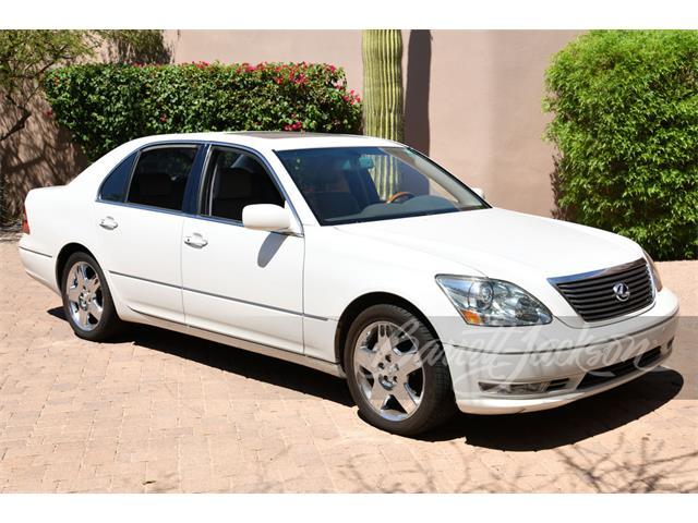 2006 Lexus LS430 (CC-1481135) for sale in Las Vegas, Nevada