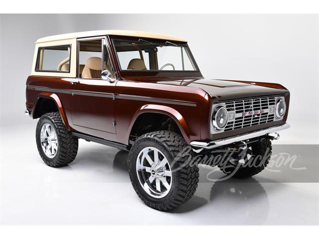 1977 Ford Bronco (CC-1481171) for sale in Las Vegas, Nevada