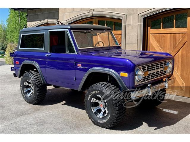 1975 Ford Bronco (CC-1481190) for sale in Las Vegas, Nevada