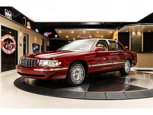 1998 Cadillac DeVille (CC-1481196) for sale in Plymouth, Michigan