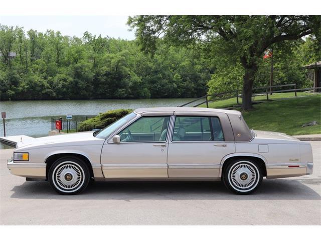 1993 Cadillac DeVille (CC-1481202) for sale in Alsip, Illinois