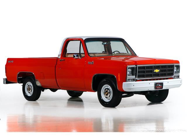 1979 Chevrolet C10 (CC-1481222) for sale in Farmingdale, New York