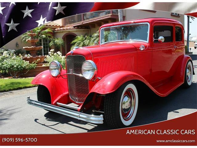 1932 Ford Victoria (CC-1481225) for sale in La Verne, California