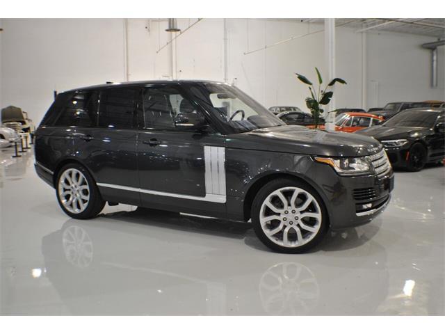 2017 Land Rover Range Rover (CC-1481254) for sale in Charlotte, North Carolina