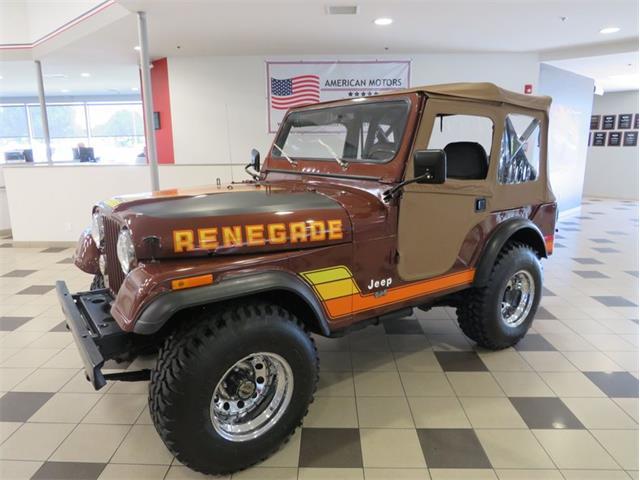 1976 Jeep Renegade (CC-1481270) for sale in San Jose, California