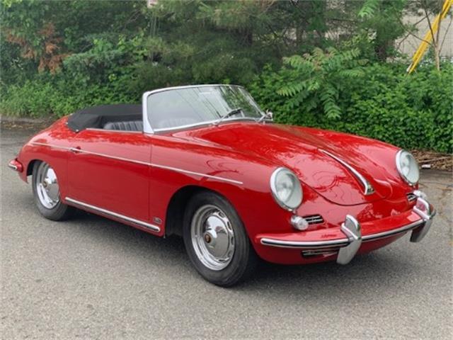 1962 Porsche 356B (CC-1481274) for sale in Astoria, New York