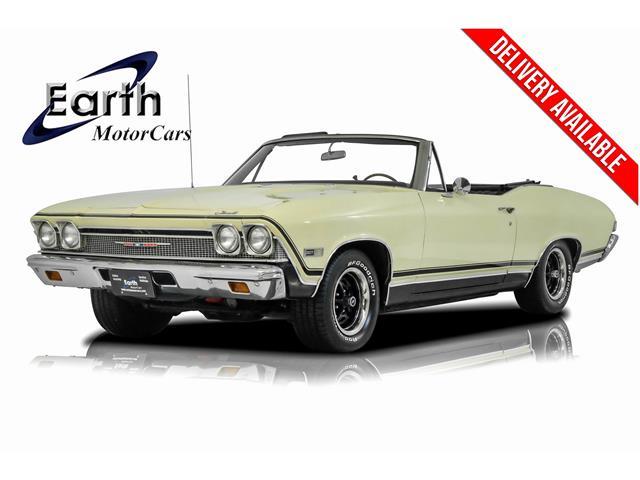 1968 Chevrolet Chevelle (CC-1481290) for sale in Carrollton, Texas