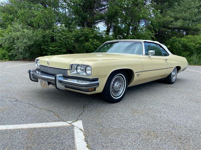 1973 Buick Centurion (CC-1481295) for sale in Westford, Massachusetts