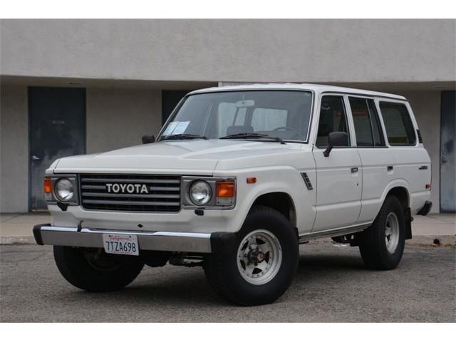 1987 Toyota Land Cruiser FJ (CC-1481302) for sale in Santa Barbara, California