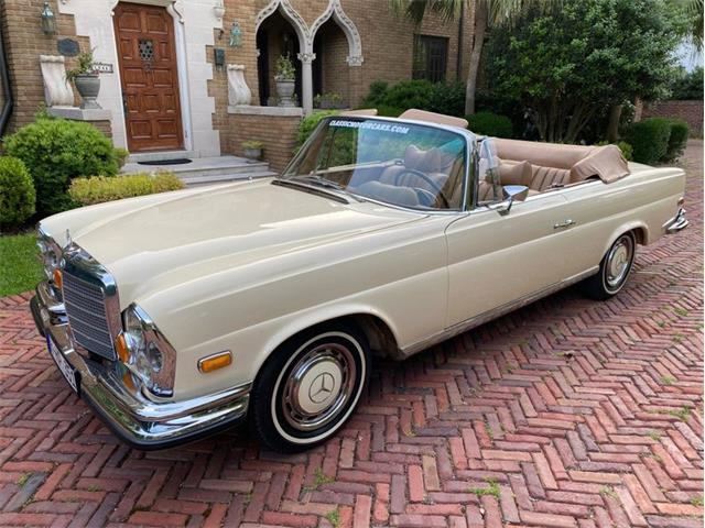 1971 Mercedes-Benz 280SE (CC-1481322) for sale in Jacksonville, Florida