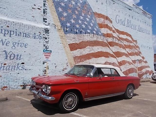 1963 Chevrolet Corvair Monza (CC-1481346) for sale in Skiatook, Oklahoma