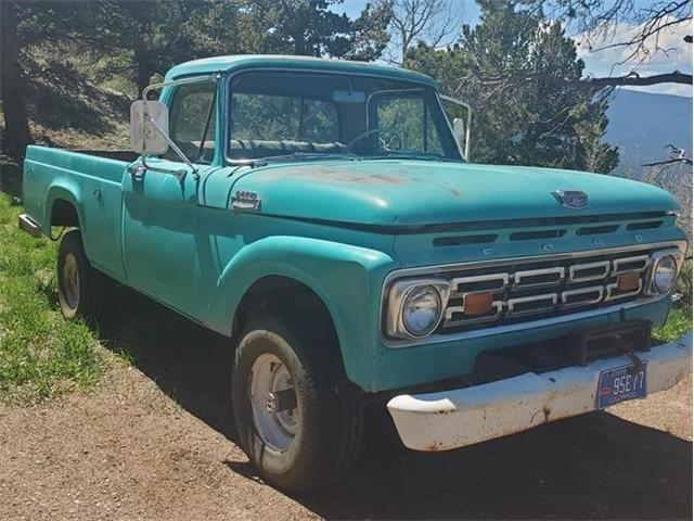 1964 Ford F100 (CC-1481362) for sale in Idaho Springs, Colorado
