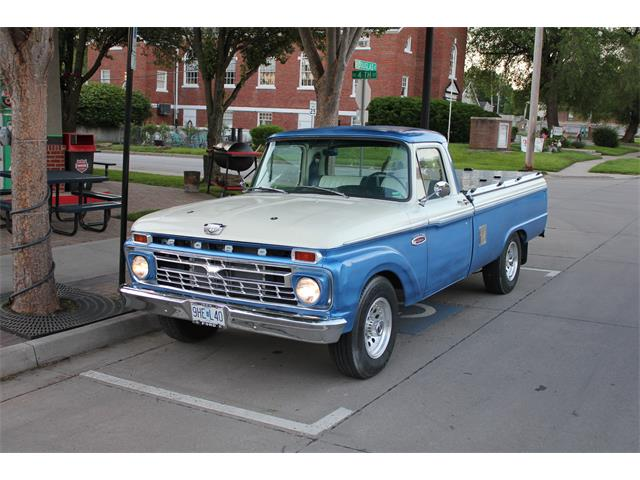 1966 Ford F250 (CC-1481373) for sale in Lees Summit, Missouri
