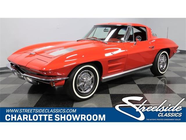 1963 Chevrolet Corvette (CC-1481391) for sale in Concord, North Carolina