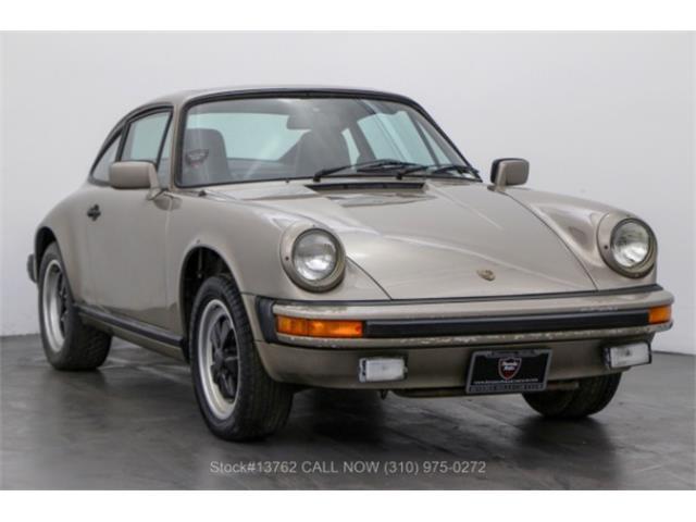 1981 Porsche 911SC (CC-1481410) for sale in Beverly Hills, California