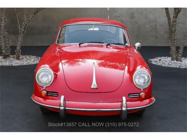 1965 Porsche 356 (CC-1481414) for sale in Beverly Hills, California