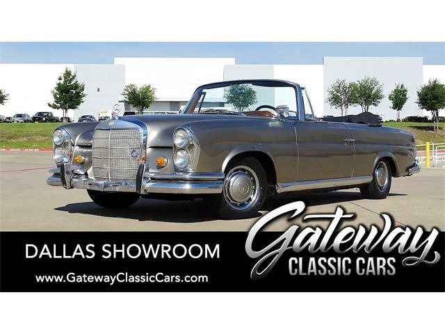 1963 Mercedes-Benz 220SE (CC-1481420) for sale in O'Fallon, Illinois