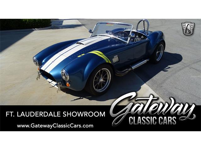 1965 Cobra Roadster (CC-1481425) for sale in O'Fallon, Illinois