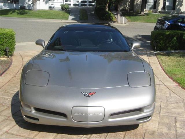 1998 Chevrolet Corvette (CC-1481428) for sale in Cadillac, Michigan