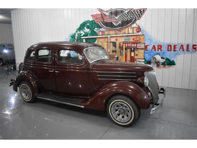 1936 Ford Sedan (CC-1481445) for sale in Cadillac, Michigan