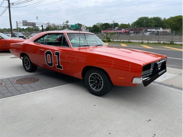 1969 Dodge Charger (CC-1481447) for sale in Cadillac, Michigan