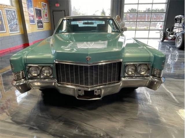 1970 Cadillac Sedan DeVille (CC-1481450) for sale in Cadillac, Michigan