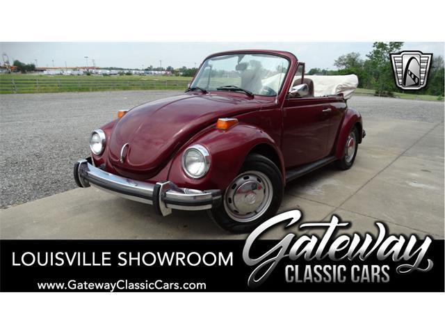 1974 Volkswagen Beetle (CC-1481456) for sale in O'Fallon, Illinois