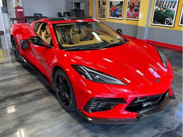 2020 Chevrolet Corvette (CC-1481474) for sale in Cadillac, Michigan