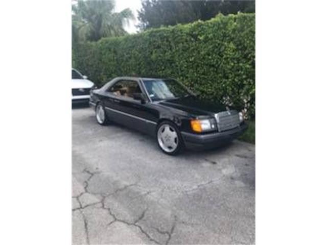 1992 Mercedes-Benz 300CE (CC-1481480) for sale in Cadillac, Michigan