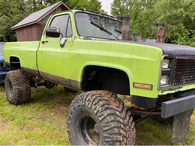1985 Chevrolet K-20 (CC-1481481) for sale in Cadillac, Michigan
