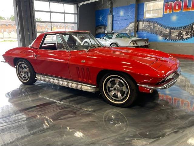 1966 Chevrolet Corvette (CC-1481482) for sale in Cadillac, Michigan