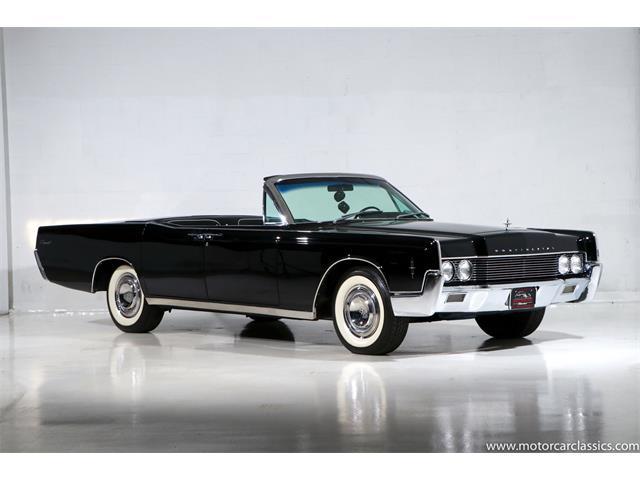 1966 Lincoln Continental (CC-1481483) for sale in Farmingdale, New York