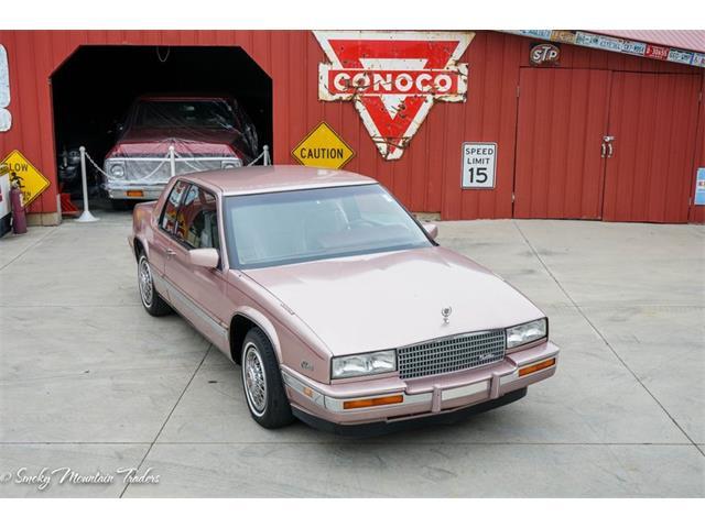 1986 Cadillac Eldorado (CC-1481487) for sale in Lenoir City, Tennessee