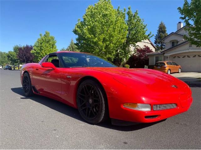 2003 Chevrolet Corvette (CC-1481488) for sale in Cadillac, Michigan