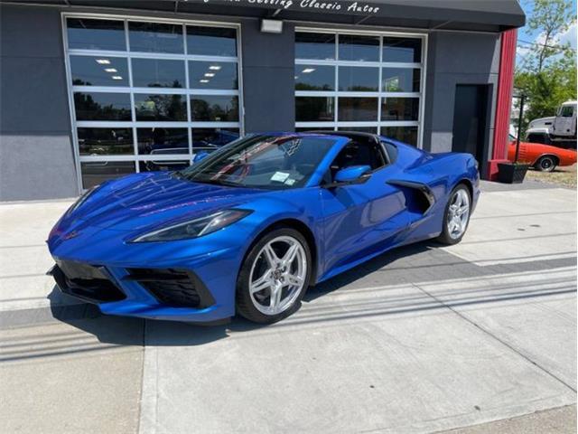 2021 Chevrolet Corvette (CC-1481492) for sale in Cadillac, Michigan